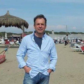 Tonino Mieli, 57, Rome, Italy