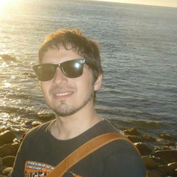 Sebastian, 31, Santiago, Chile