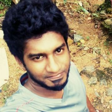 Chandima, 28, Colombo, Sri Lanka