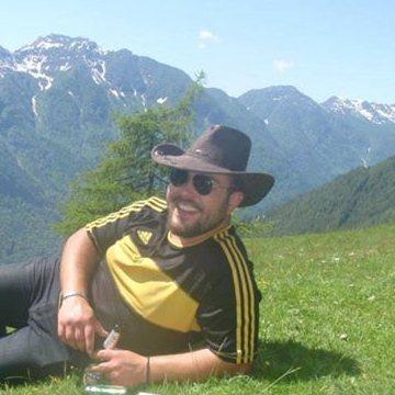 Daniele Moreschi, 29, Brescia, Italy