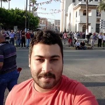 muzaffer, 28, Adana, Turkey