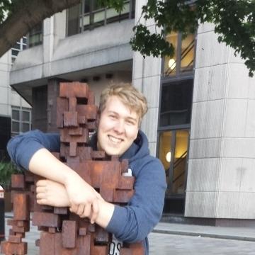 Christian Hagen, 21, Stavanger, Norway