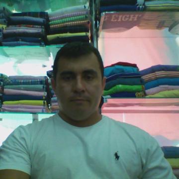 milton javier lozada herr, 39, Cali, Colombia