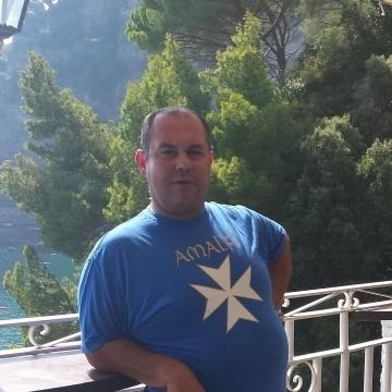 Attilio Amato, 43, Napoli, Italy