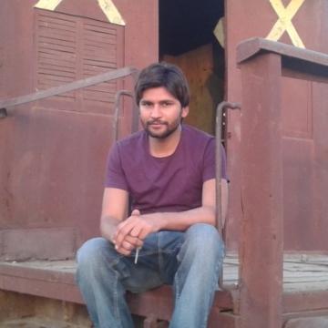 Usman, 29, Islamabad, Pakistan