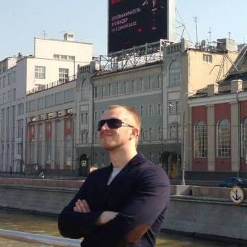 Vladimir Pichugin, 35, Moscow, Russia