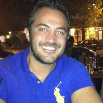 Aybars Ulus, 32, Boston, United States