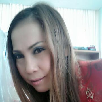 Natthinee Yordparng, 46, Ban Bueng, Thailand