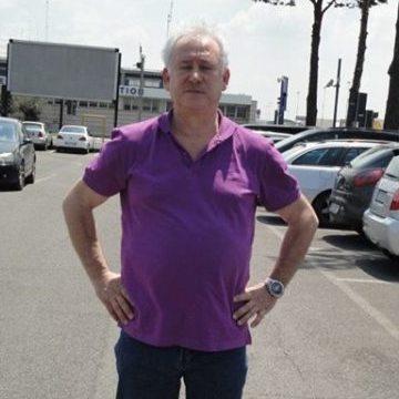 Enzo Calzolani, 65, Grosseto, Italy