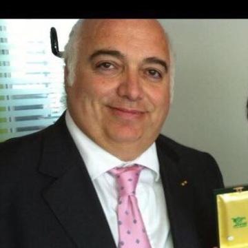 Ciro Bacci, 45, Cosenza, Italy