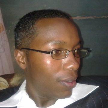 Jacob , 29, Nairobi, Kenya