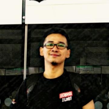 Bona S Hutabarat, 29, Surabaya, Indonesia