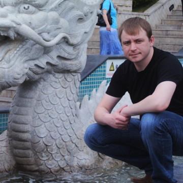 Andrey Grigorov, 33, Novosibirsk, Russia