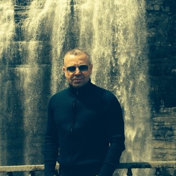 Mahmut Ölçer, 47, Istanbul, Turkey