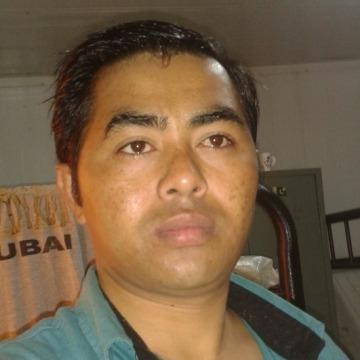 Adhikari Babu, 33, Rabigh, Saudi Arabia