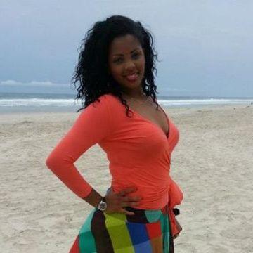 Faith Uzuza, 25, New York, United States