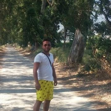 Yunus Hu, 32, Fatsa, Turkey