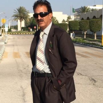 Sardar Mohammad Anjum, 51,
