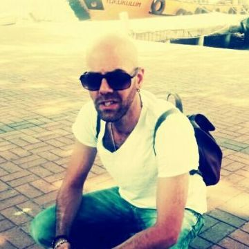 Zeki, 33, Istanbul, Turkey