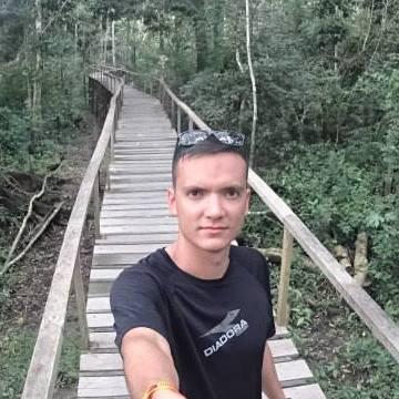 Esteban Botero Sepúlveda, 29, Pereira, Colombia