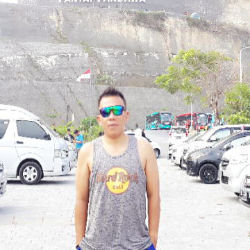 Denny Lantong, 35, Manado, Indonesia