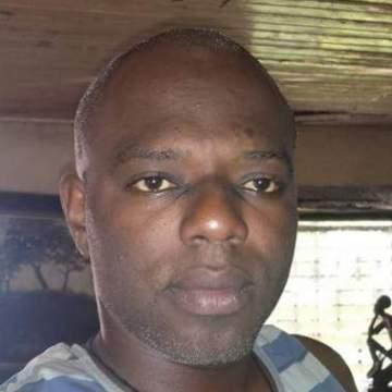 Pierre Richard Robert, 40, Port-o-Prens, Haiti