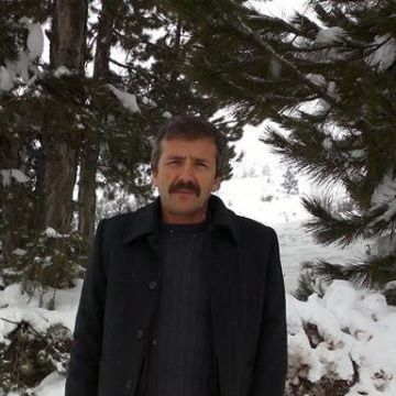 Adnan Koç, 54, Konya, Turkey