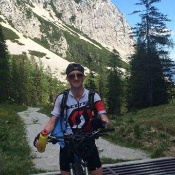 Christian Fersterer, 35, Salzburg, Austria