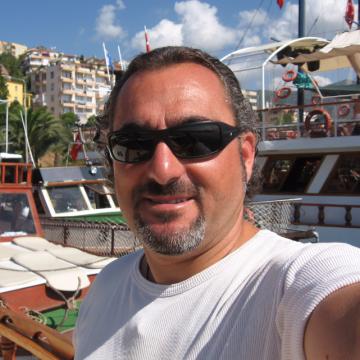 T C Mustafa Çoruhlu, 48, Istanbul, Turkey