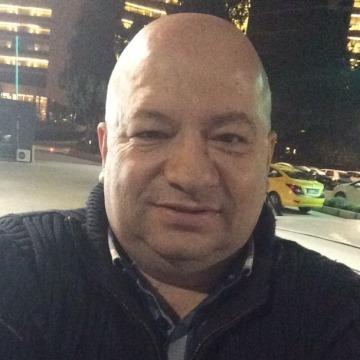 Sinan, 49, Istanbul, Turkey
