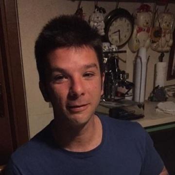 Simone, 31, Vigevano, Italy