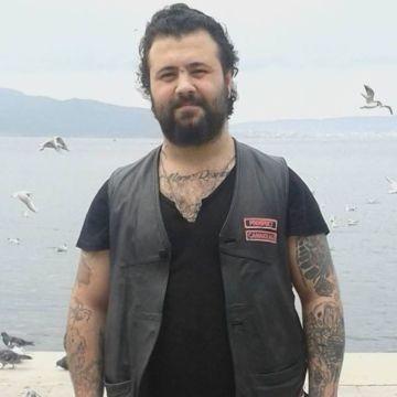 Hades Tunca, 30, Turan, Turkey