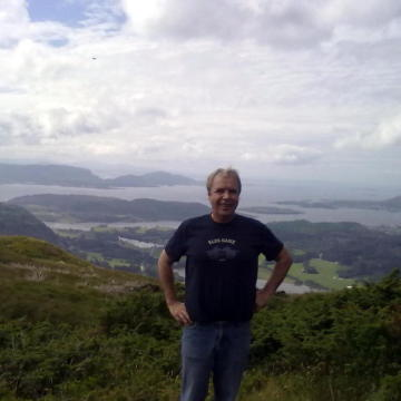 wiking, 57, Bergen, Norway