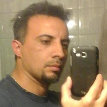 Sebastian Ramirez, 38, Buenos Aires, Argentina