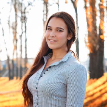 Оксана, 22, Yalta, Russia