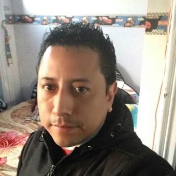 Cesar Alexander , 41, Plainfield, United States