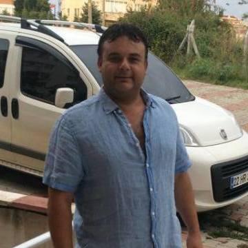 Özcan Mac, 42, Edirne, Turkey