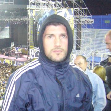 German Haurat Asencio, 36, Rosario, Argentina