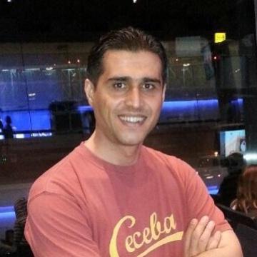 Almjd Al-Halabi, 39, Dubai, United Arab Emirates