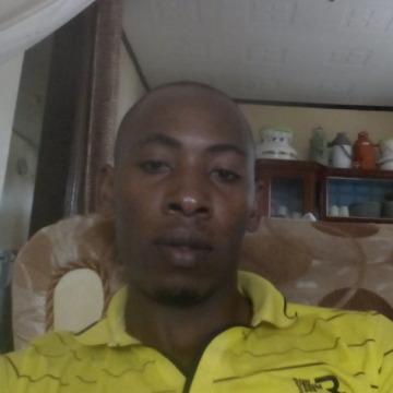 John Mahanga, 27, Dar Es Salam, Tanzania