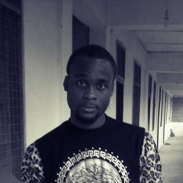 Asumah Ayinu, 26, Accra, Ghana