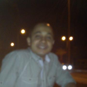Mohammed Ramadan, 36, Cairo, Egypt