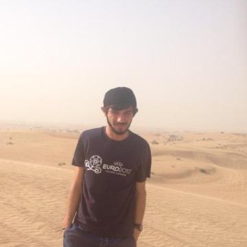 Giga Yatashvili, 28, Dubai, United Arab Emirates