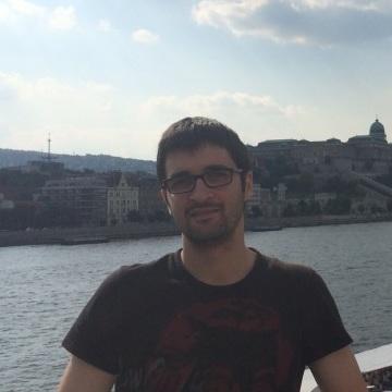 Jordi Sánchez, 30, Barcelona, Spain