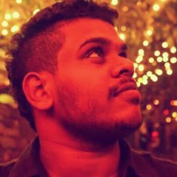 Gayan Dinuzhka, 25, Panadura, Sri Lanka