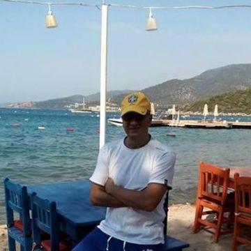 Serdar Ergene, 48, Izmir, Turkey