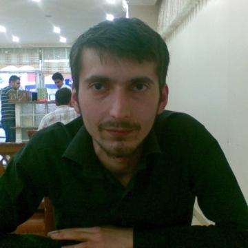 Salih Keskin, 33, Istanbul, Turkey