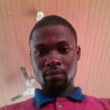 Albert, 31, Lagos, Nigeria