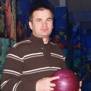 Evgeny Lykov, 40, Moscow, Russia