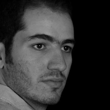 Saied, 31, Iran, Iran